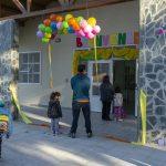 Inauguración sede del Jardín N°453
